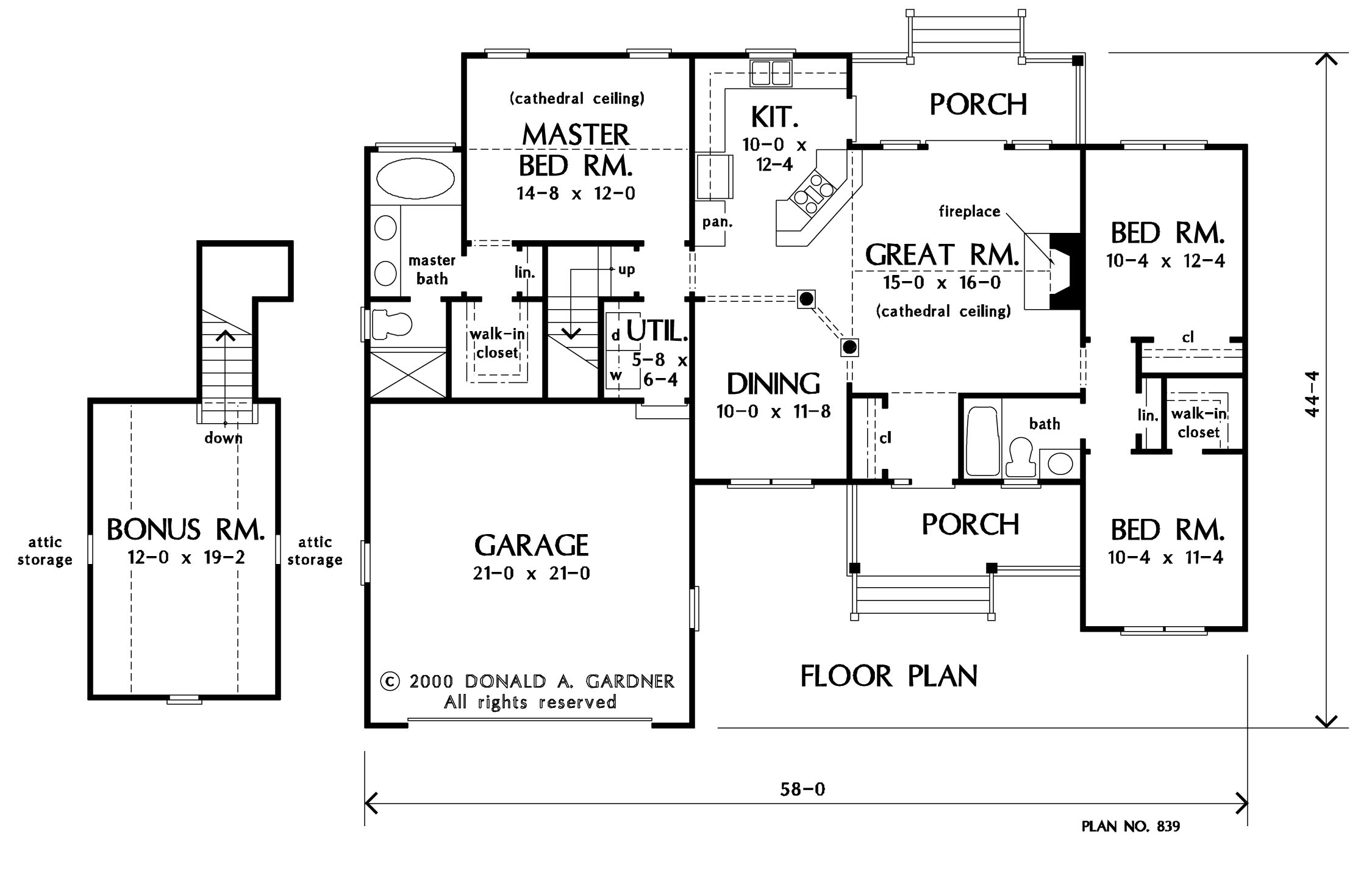Home Construction Specifications