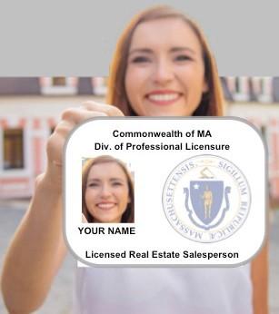 Massachusetts Real Estate Salesperson's License | Real Living Realty