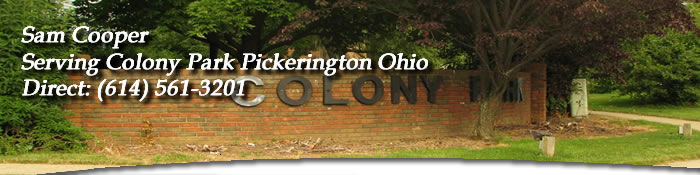Colony Park Pickerington Ohio