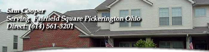 Fairfield Square Pickerington Ohio