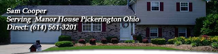 Manor House Pickerington Ohio
