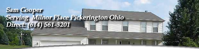 Milnor Place Pickerington Ohio