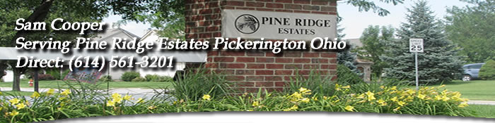 Pine Ridge Estates Pickerington Ohio