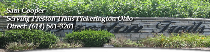 Preston Trails Pickerington Ohio