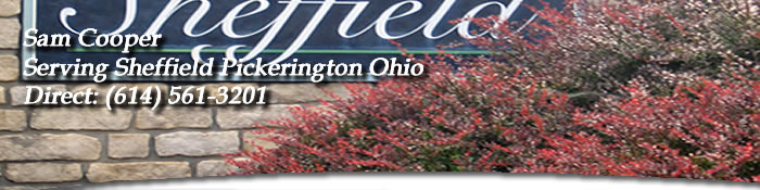 Sheffield Pickerington Ohio