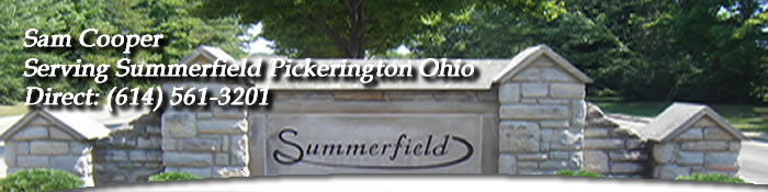 Summerfield Pickerington Ohio