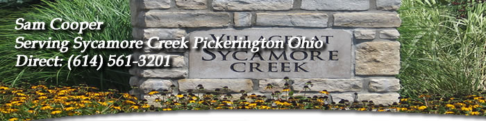 Sycamore Creek Pickerington Ohio